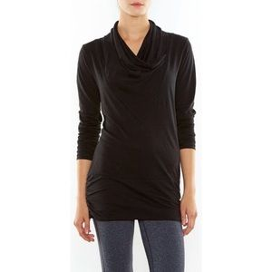 Lucy Black Blissed Out Tunic